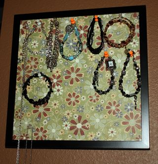 Jewelry Organizer flash